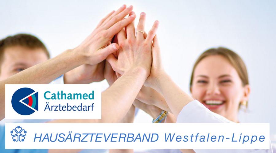 Kooperationspartnerschaft Cathamed und Hausärzteverband Westfalen-Lippe