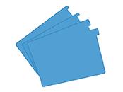 Signalkarten   Karteihüllen / -karten und -taschen