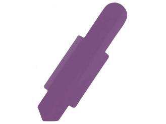 Karten-Reiter lila für Karteitasche A4 111583 und Hülle 110596 1x100 Stück