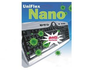 UniFlex Keyboard Cover, Tastaturschutzfolie 1x1 Stück