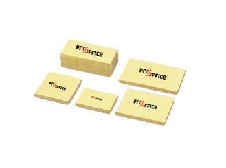 Haftnotiz gelb 38 x 51 mm (B x H) 100 Blatt Pro/office 1x12 Stück