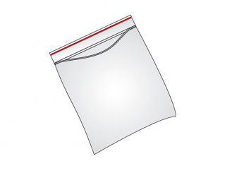 Druckbandbeutel 70 x 100 mm 1x100 Stück