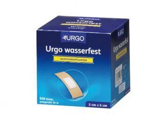 Urgo® wasserfestes Injektionspflaster 2 x 6 cm 1x500 Stück