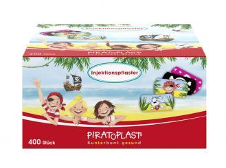 Piratoplast® Injektionspflaster 19 x 38 mm 1x400 Stück
