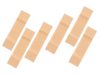 INTERMED Injektionspflaster, 1 x 4 cm 1x400 Stück