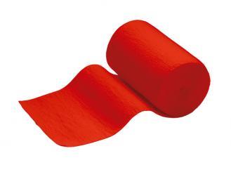 INTERMED Idealbinde rot, mit Verbandklammer, 5 m x 8 cm, 1x10 Stück