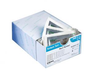 Haut-Naht-Set Dafilon® 4x6 Stück