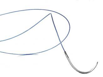 Dafilon® DS24 USP 3/0, metric 2 45 cm blau 1x36 Stück