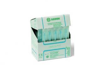 Akupunkturnadeln Seirin® J-Type, 0,25 x 40 mm Körper, für Kinder, Nadelängstliche 1x100 Stück