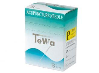 TeWa Akupunkturnadeln B-type, 0,30 x 30 mm 1x100 Stück
