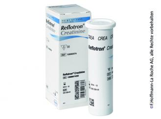 Reflotron® Creatinin 1x30 Stück