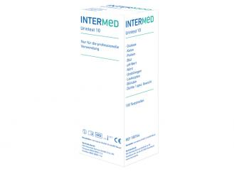 INTERMED Urintest 10 1x100 Teste