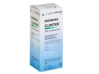 Clinitek® Microalbumin 2 Teststreifen 1x25 Teste