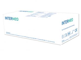 INTERMED Troponin I - Testkassetten 1x5 Teste