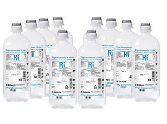 B.Braun Ringer-Infusionslösung Ecoflac plus 10x500 ml