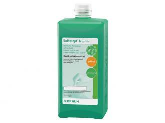 Softasept® N, gefärbt, Hautdesdesinfektion 1 Liter 1x1 Flasche