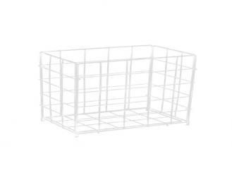 Fripa Sammelkorb klein 35,5 x 28,5 x 19,0 cm (HxBxT), weiß 1x1 Stück