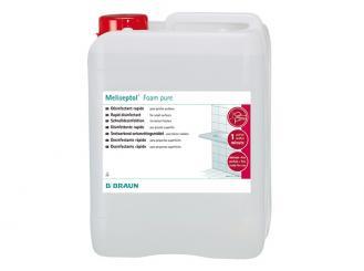 Meliseptol® Foam pure Flächendesinfektion 1x5 Liter