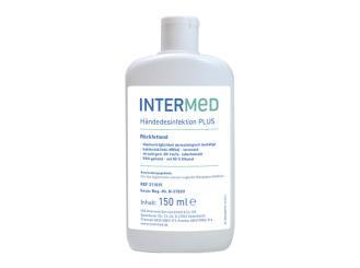 INTERMED Händedesinfektion PLUS, 1x150 ml