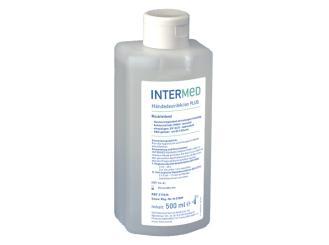 INTERMED Händedesinfektion PLUS 1x500 ml