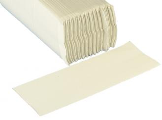 Fripa Plus naturell, Handtücher 25 x 33 cm, 20 x 156 Blatt 1x3120 Tücher