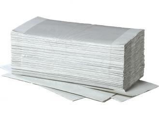 Fripa Plus naturell, Handtücher 25 x 23 cm, 20 x 250 Blatt 1x5000 Stück