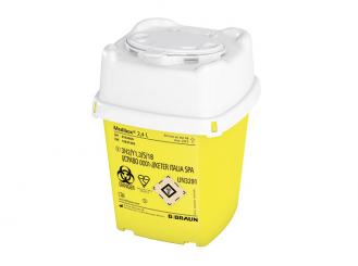 Medibox® 2,4 Liter Kanülensammler 1x1 Stück