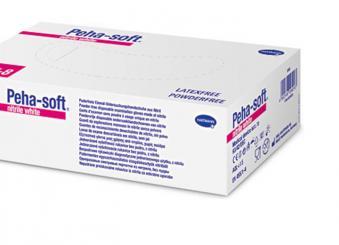 Peha-soft® nitrile white puderfrei Größe S 1x200 Stück