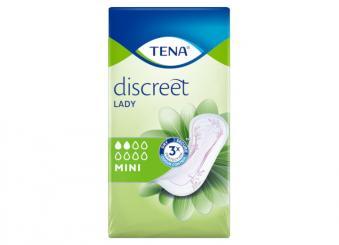 Tena Lady Discreet mini, Länge 21,9 cm 1x30 Stück