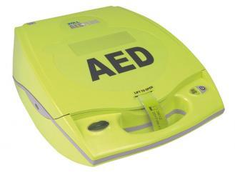 ZOLL AED Plus - Halbautomat Defibrillator 1x1 Stück