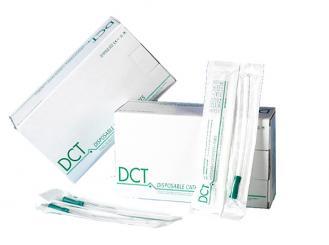 DCT Frauenkatheter 18cm, gerade, CH12, 1x50 Stück