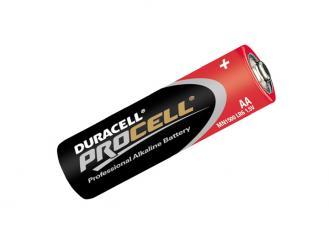 Duracell Procell MN1500, Mignon LR6, AA 1,5Volt 1x10 Stück
