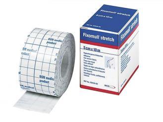 Fixomull® stretch 10 m x 5 cm, latexfrei 1x1 Stück